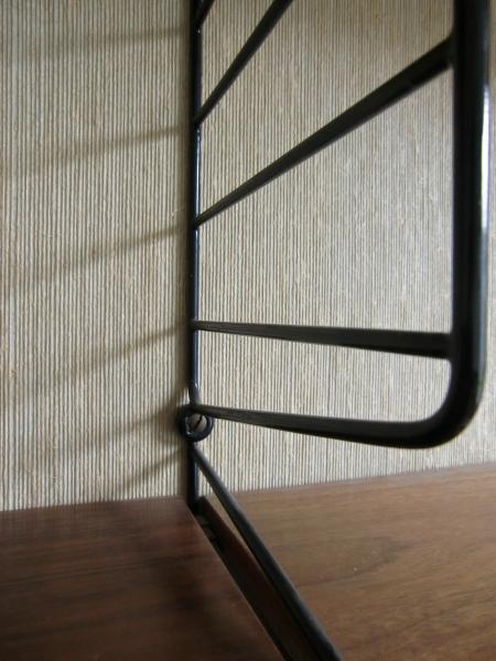 ruempelstilzchen leiter 28 x 52cm string regal system nisse strinning. Black Bedroom Furniture Sets. Home Design Ideas