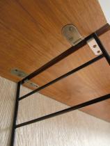 ruempelstilzchen boden 20 x 39cm string regal system nisse strinning teak. Black Bedroom Furniture Sets. Home Design Ideas