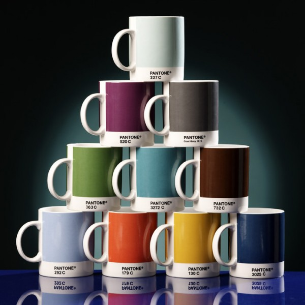 Pantone Tassen ruempelstilzchen pantone mug kaffeebecher für grafiknerds 3025 c