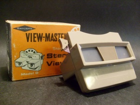 View-Master | 3D-Betrachter | Sawyer`s | Stereo Viewer