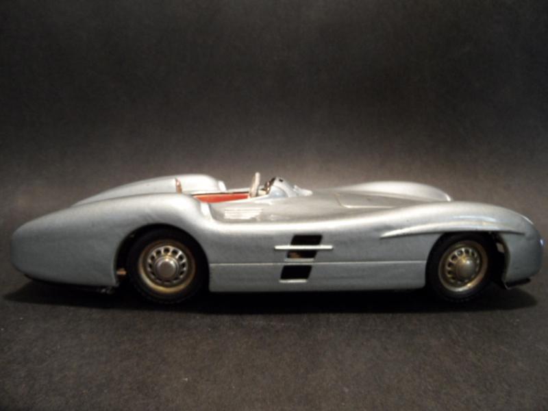 Mercedes >> Ruempelstilzchen | Blechspielzeug | Rennwagen | Mercedes