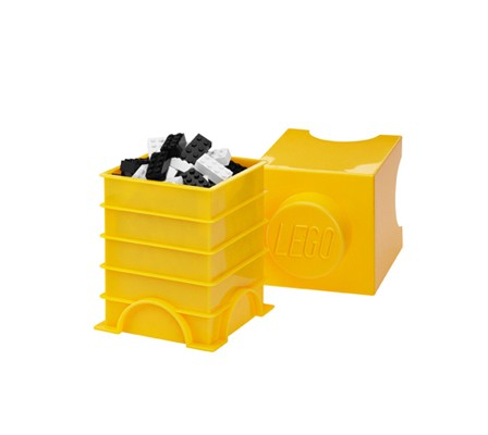 Lego Storage | 1er in Gelb