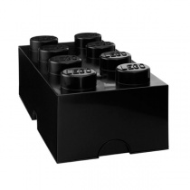 Lego Storage | 8er in Schwarz