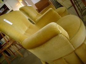 Ruempelstilzchen sofa for Ohrensessel 70er