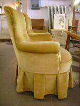 ruempelstilzchen sessel 70er jahre vintage. Black Bedroom Furniture Sets. Home Design Ideas