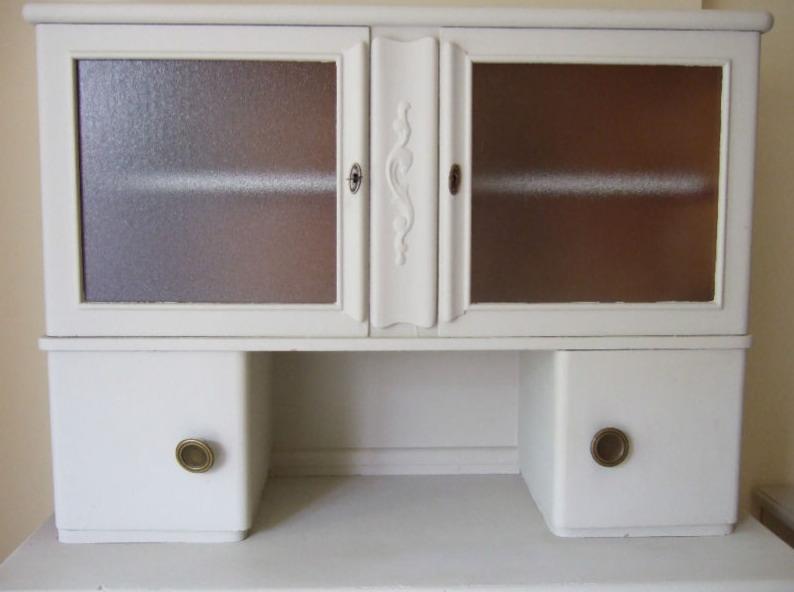 ruempelstilzchen 30er jahre k chenbuffet anrichte k chenschrank. Black Bedroom Furniture Sets. Home Design Ideas