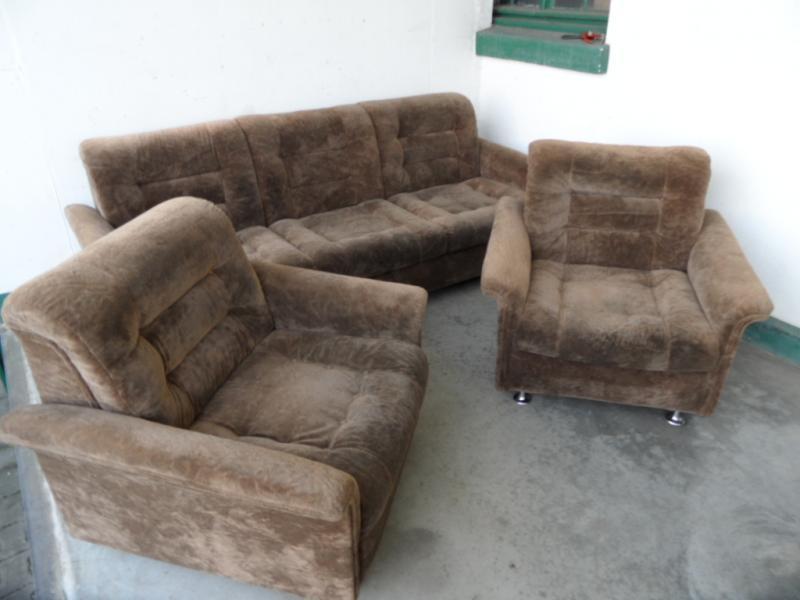 Ruempelstilzchen sofa garnitur 70er jahre for 70 er jahre couch