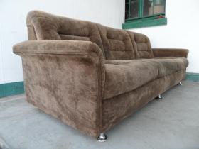 ruempelstilzchen sofa garnitur 70er jahre. Black Bedroom Furniture Sets. Home Design Ideas