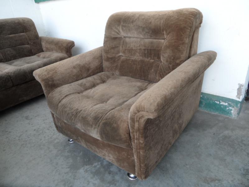 Ruempelstilzchen Sofa Garnitur 70er Jahre