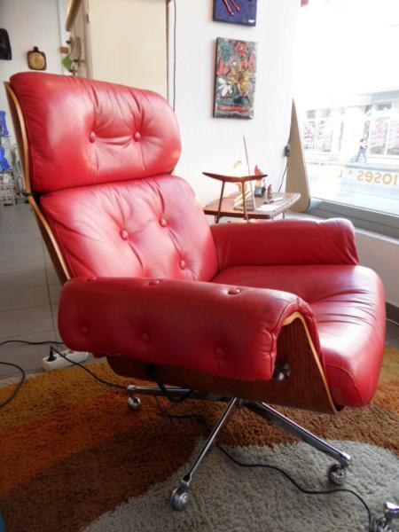 ruempelstilzchen lounge chair m ottomane la charles eames herman miller. Black Bedroom Furniture Sets. Home Design Ideas