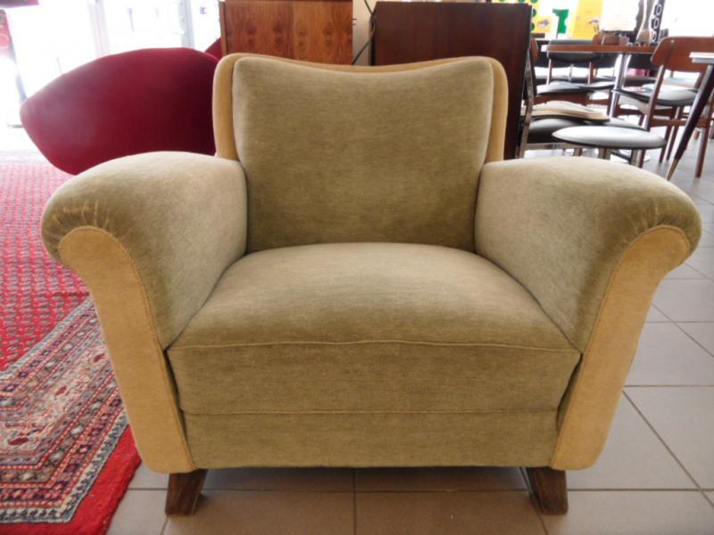 ruempelstilzchen loungige 50er jahre sessel. Black Bedroom Furniture Sets. Home Design Ideas