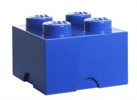Lego Storage | 4er in Blau