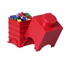 Lego Storage | 1er in Rot