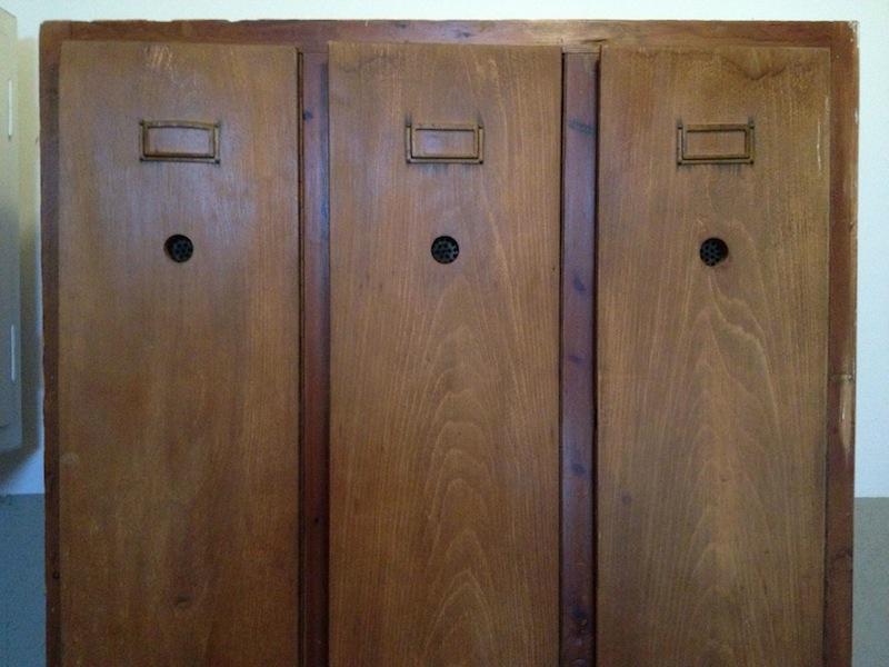ruempelstilzchen 3 t riger spind hartholz. Black Bedroom Furniture Sets. Home Design Ideas