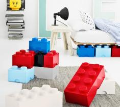 Lego Storage | 2er in Hellblau