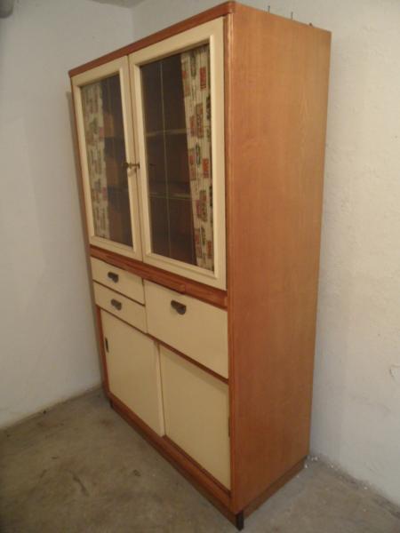 Ruempelstilzchen Kleines Küchenbuffet 50er Jahre
