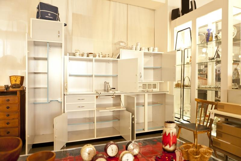 ruempelstilzchen 60er rockabilly k che. Black Bedroom Furniture Sets. Home Design Ideas
