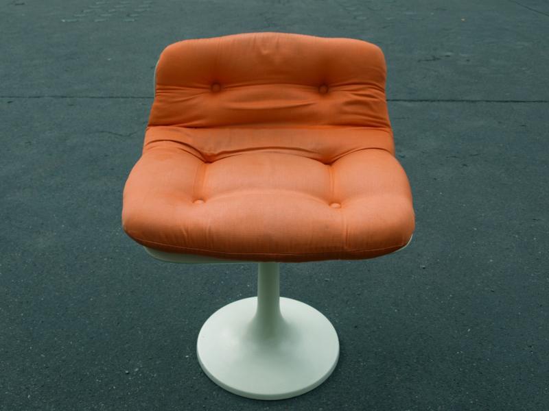 ruempelstilzchen stuhl 70er jahre tulipfuss. Black Bedroom Furniture Sets. Home Design Ideas