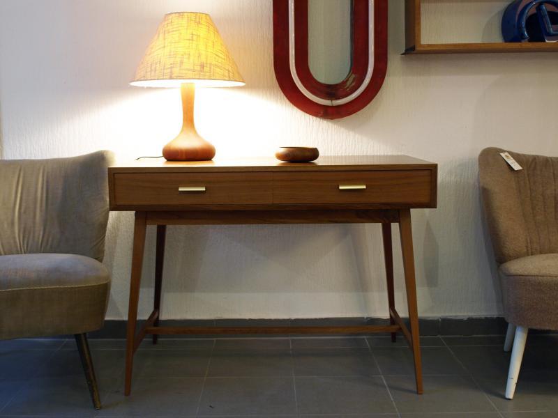 Ruempelstilzchen | filigraner Schreibtisch | 60er