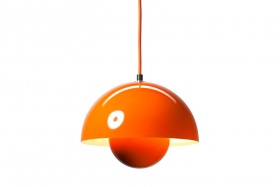 Flower Pot VP1 | Verner Panton | orange