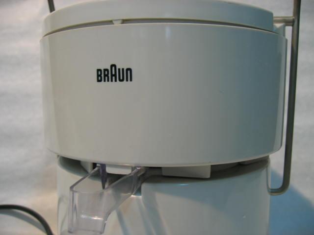 Ruempelstilzchen  Original Braun Entsafter ~ Entsafter Braun