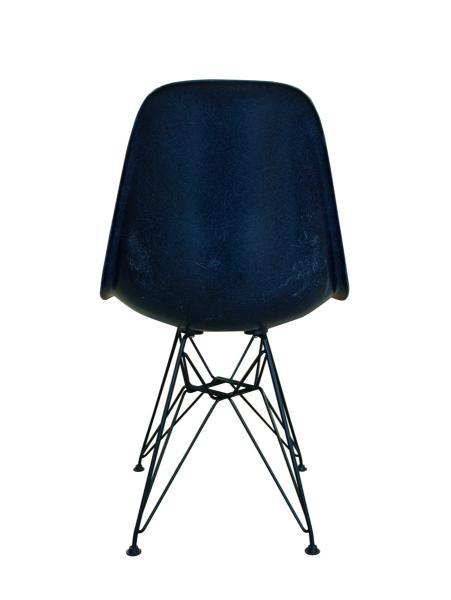 ruempelstilzchen side chair dsr charles ray eames 1950. Black Bedroom Furniture Sets. Home Design Ideas