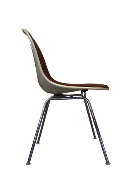 ruempelstilzchen side chair dsx charles ray eames 1950. Black Bedroom Furniture Sets. Home Design Ideas