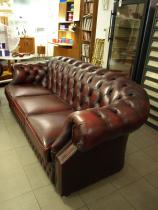 Chesterfield Sofa | 3-Sitzer