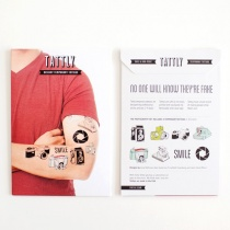 Tattly | Temporary Tattoos | Photography Set
