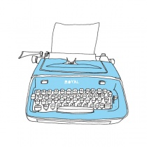 Tattly | Temporary Tattoos | Typewriter