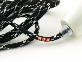 NUD Classic | Tire Tracks | Kabel und Fassung