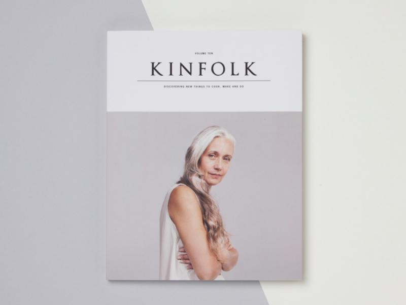 Kinfolk Magazine | Vol 10 | The Aged Issue