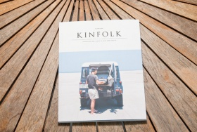 Kinfolk Magazine | Vol 9 | Work & Play