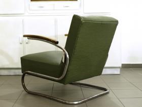 ruempelstilzchen freischwinger s 411 thonet design. Black Bedroom Furniture Sets. Home Design Ideas