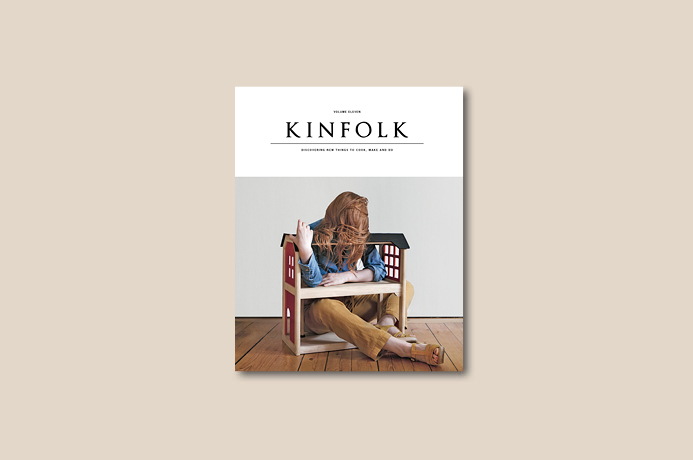 Kinfolk Magazine | Vol 11 | Home Edition