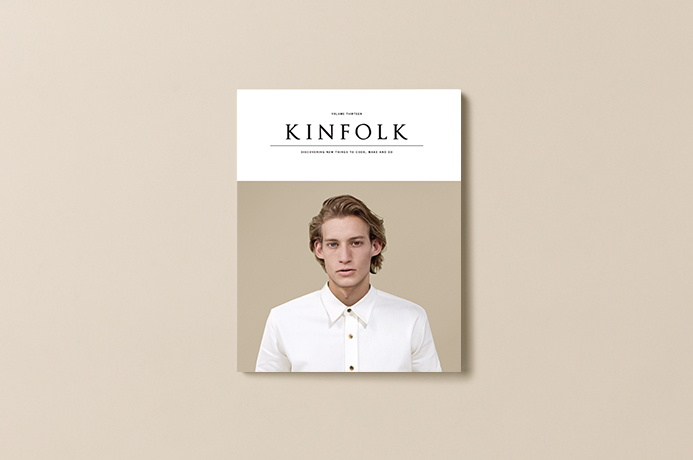 Kinfolk Magazine | Vol 13 | The Imperfect Issue