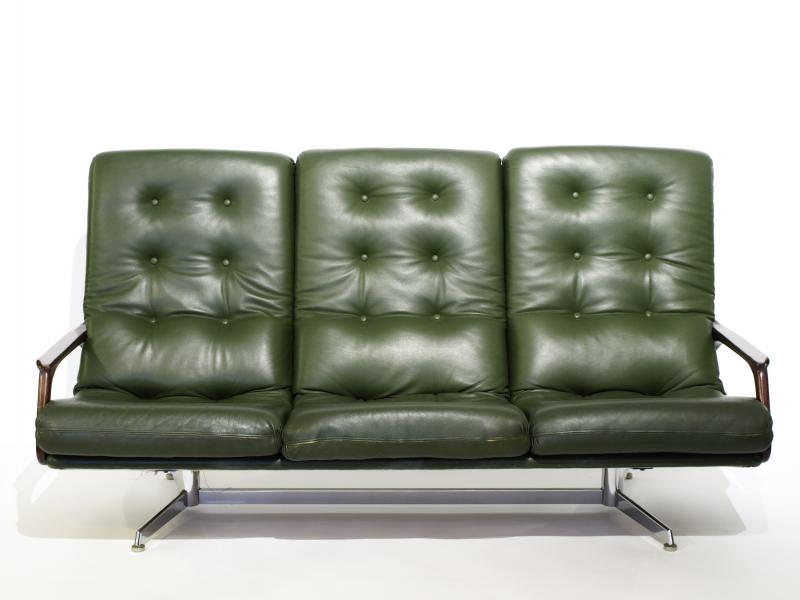 Ruempelstilzchen sofa 3 sitzer 70er for Couch 70er jahre