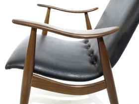 Easy Chair | Denmark | 70er