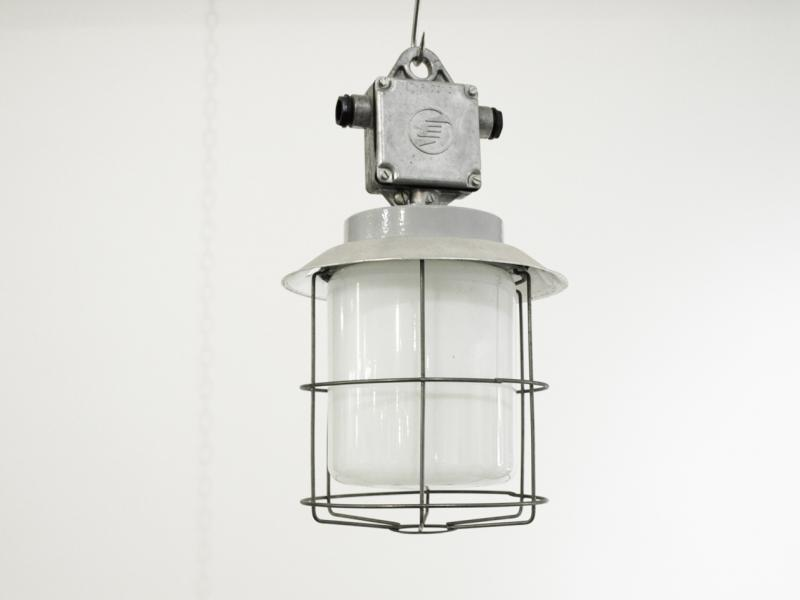 Fabriklampe | Industrial