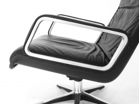 Wilkhahn Delta 2000 | Lounge Chair | Delta Design