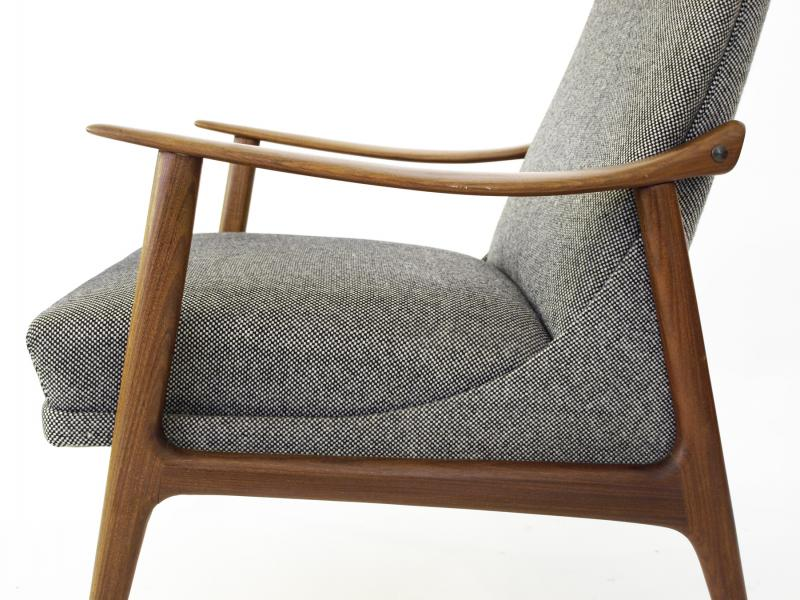 Easy Chair | Denmark | Teak