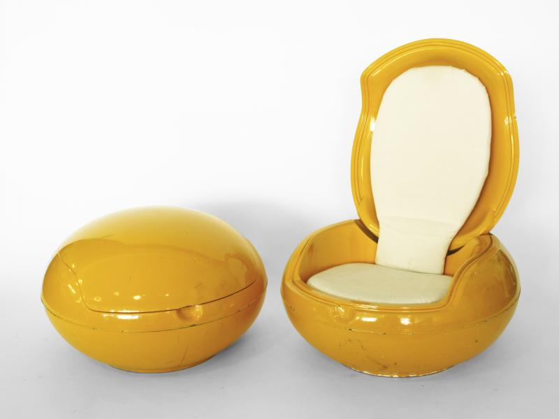 ruempelstilzchen garden egg chair peter ghyczy 1968. Black Bedroom Furniture Sets. Home Design Ideas