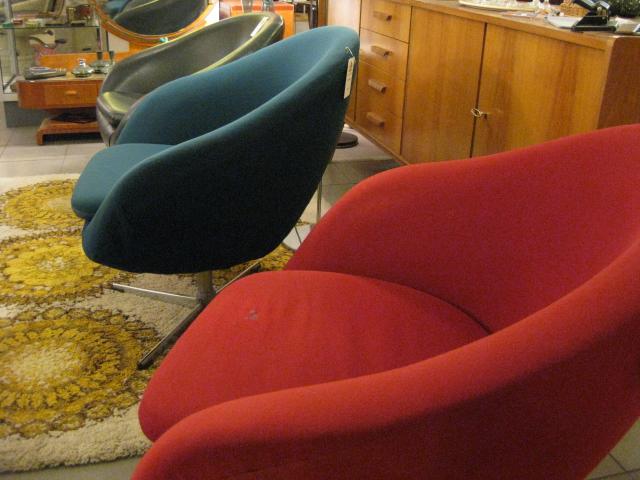 ruempelstilzchen 60er 70er jahre sessel in verschiedenen farben. Black Bedroom Furniture Sets. Home Design Ideas