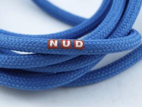 Nud Cork Soil | Kabel mit Korkfassung | Brilliant Blue