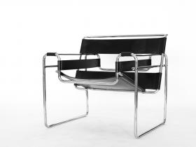 ruempelstilzchen wassily chair marcel breuer gavina. Black Bedroom Furniture Sets. Home Design Ideas