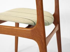 Dining Chair | Erik Buck | 60er
