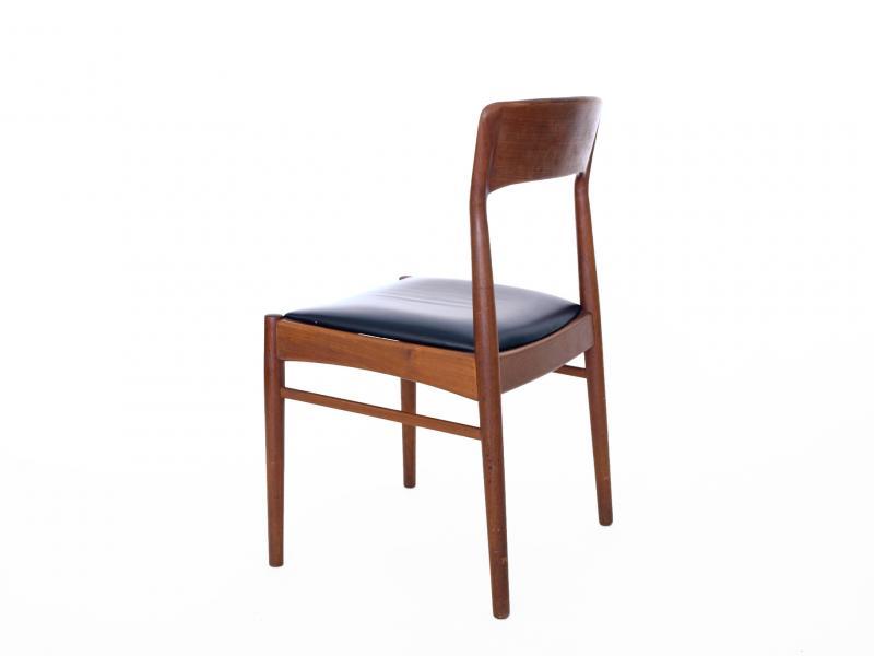ruempelstilzchen teakholzstuhl ks m bler 60er. Black Bedroom Furniture Sets. Home Design Ideas