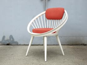 Circle Chair | Yngve Ekström | 50er