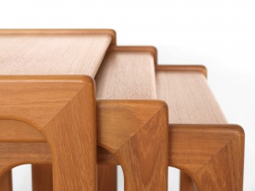 Nesting Tables | Salin Nyborg | Teak