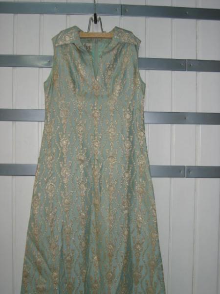 Ruempelstilzchen | 70er Jahre Abendkleid